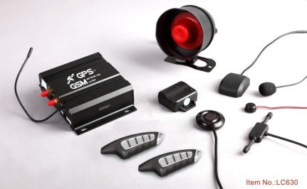 Smartphone Car Alarm