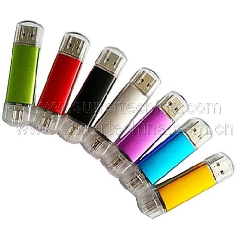 Smartphone Otg Usb Flash Drive S1a 9005c