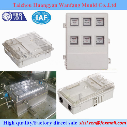 Smc Plastic Electric Meter Box Mould Electricity Wiring Container Mold