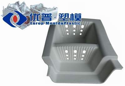 Smc Truck Footstep Vehicle Mould
