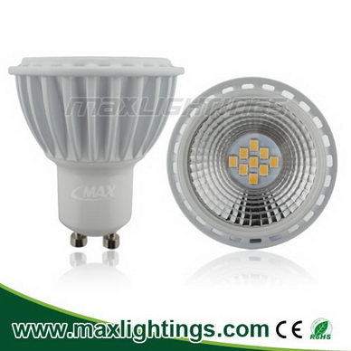 Smd Led Spot Light Bulb Gu10 5w