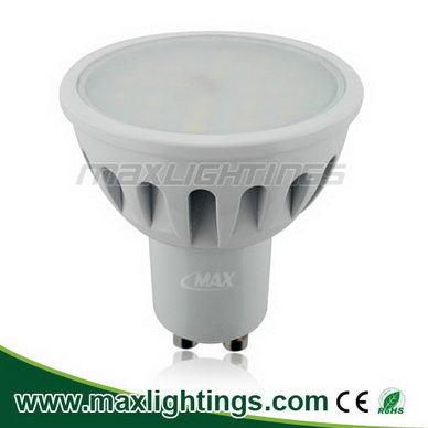 Smd Led Spot Light Bulbs Gu10 7w