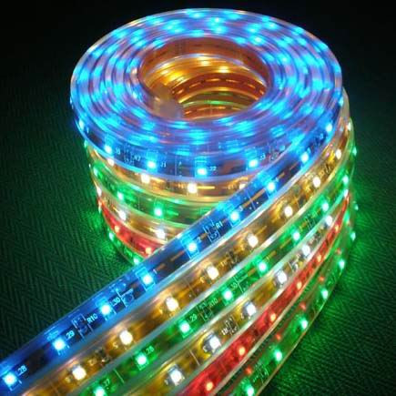 Smd3528 Silicone Tube Led Strip Series Vbsl 3528 Ip66