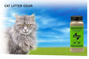 Smelleze Eco Cat Litter Smell Removal Additive 2 Lb