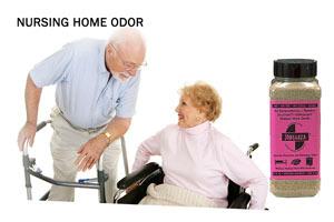 Smelleze Eco Nursing Home Smell Removal Granules 2 Lb