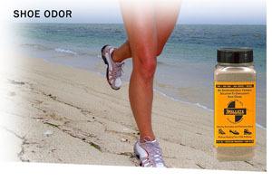 Smelleze Eco Sneaker Shoe Sandal Boot Smell Removal Powder 2 5 Lb