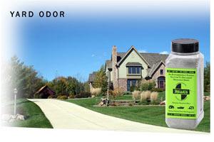 Smelleze Eco Yard Concrete Smell Removal Granules 2 Lb