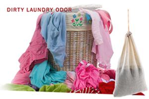 Smelleze Reusable Laundry Odor Removal Pouch Medium
