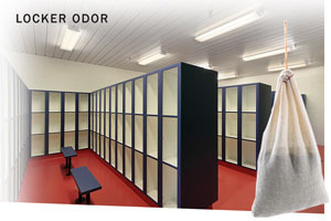 Smelleze Reusable Locker Odor Removal Pouch Medium