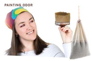 Smelleze Reusable Paint Odor Removal Pouch X Large