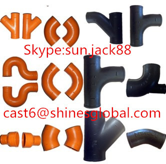 Sml Kml Cast Iron Pipe Fittings