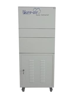 Smoke Filter For Inkjet Printing