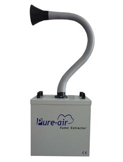 Smoke Filter For Soldering