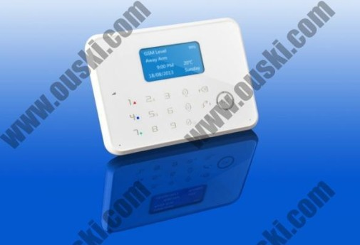 Sms Gsm Pstn Wireless Home Intruder Alarm System G6