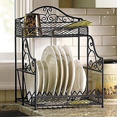 Soap Rack Shoes Wine Towel Plate Dish Cd