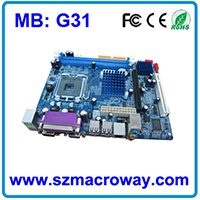 Socket 478 Motherboard 845 Embedded
