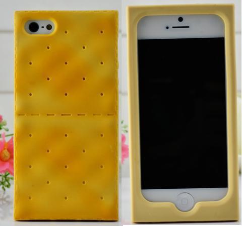 Soda Biscuit Iphone 5 Case