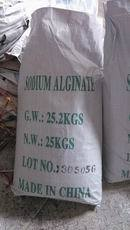 Sodium Alginate Textile Grade Industry Food