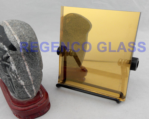 Soft Coating Reflective Glass