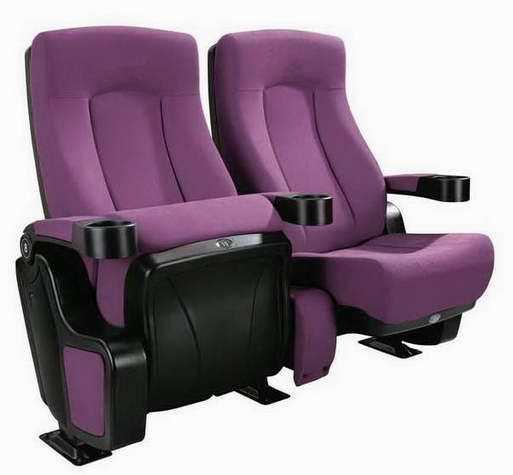 Soft Folding Cinema Chair