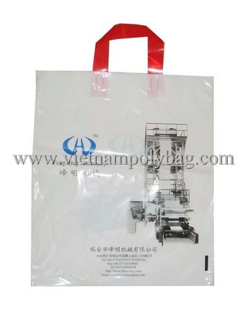 Soft Loop Carrier Shopping Bag Made In Vietnam