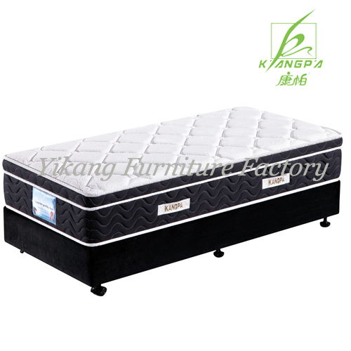 Soft Mattress With Euro Top