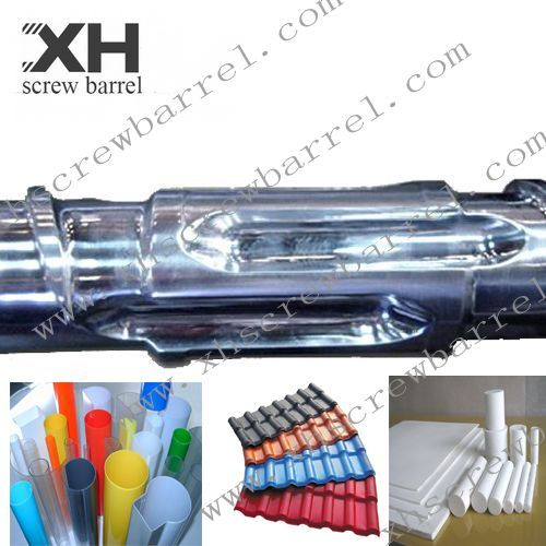 Soft Pvc Extruder Screws And Cylinders