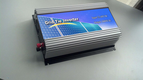 Solar Grid Tie Inverter 2000w 45 90vdc For All Kinds Of Modules Monocrystal