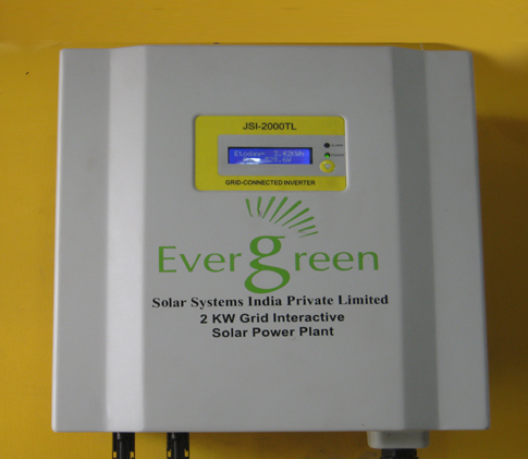 Solar Grid Tied Inverters