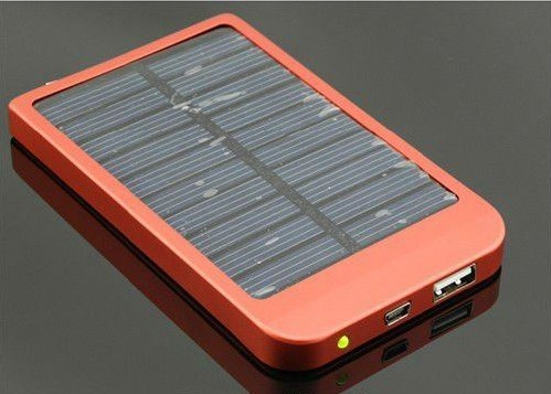 Solar Mobile Charger Power Bank Portable Cheap