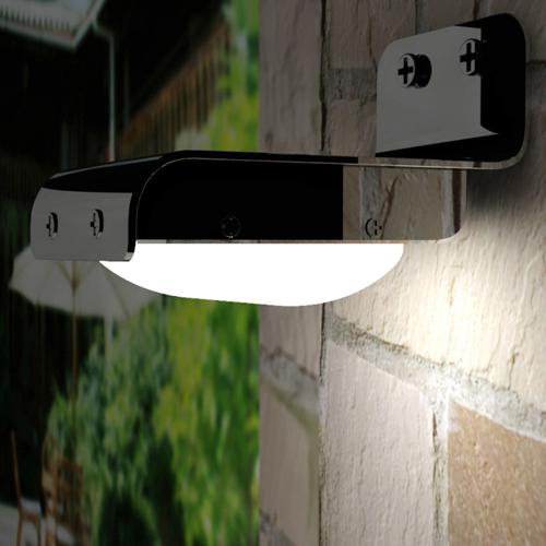 Solar Pir Motion Light
