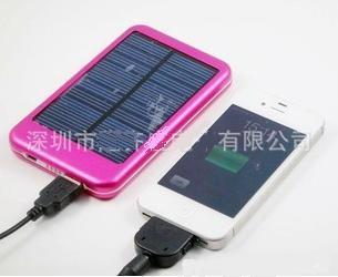 Solar Power Bank 5000mah High Quality Goldsun 5to9usd Pcs