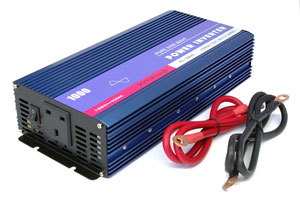Solar Power Inverter System
