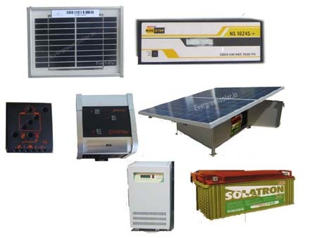 Solar Power Products And Accessories