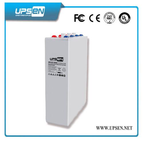 Solar Power Storage 2v Opzv Battery For Telecom Renewable Use