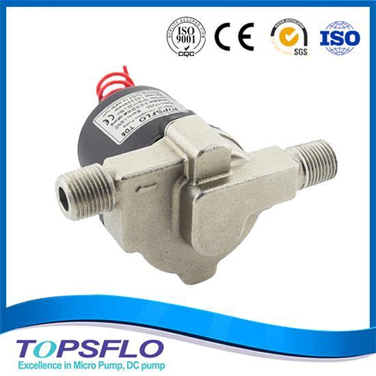 Solar Powered Stainless Steel Dc Pump