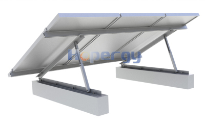 Solar Tripod Mounting Solution