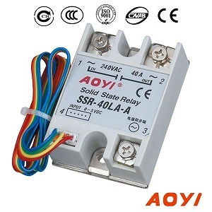 Solid State Relay Ssr La A 10 40a