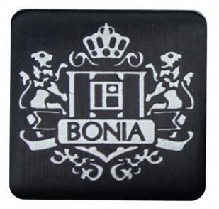 Sophisticated Image Logo With Bonia