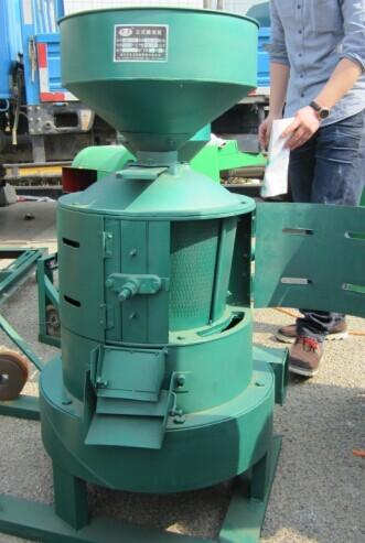 Sorghum Peeling Machine Grain Peeler