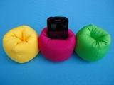 Spandex Materal And Eco Friendly Eps Foam Stuffing Mobile Phone Holder