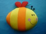 Spandex Materal And Eco Friendly Foam Stuffing To Hold Pillow Pets With Bee