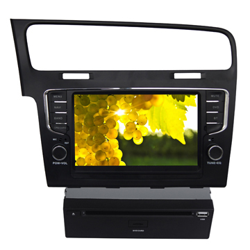 Special Car Dvd Player Gps Manufacturervolkswagen Golf7