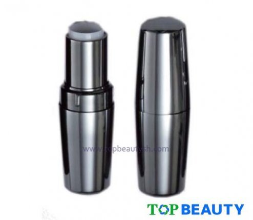 Spindle Cone Round Aluminum Lipstick Tube Container Case Packaging 12 7 Cup