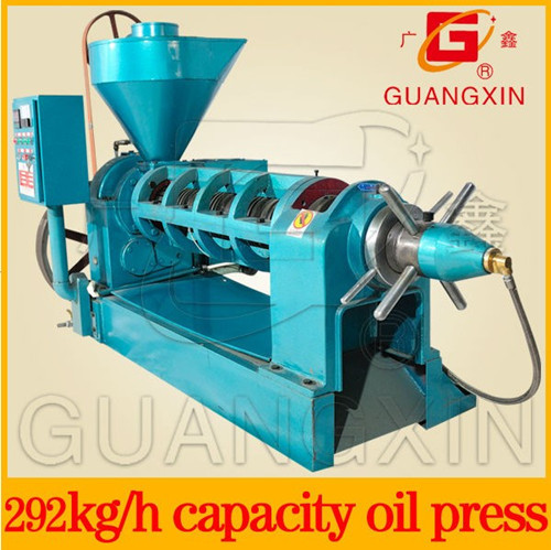 Spiral Oil Press With Water Cooling System The Characteristics Of Yzyx120sl