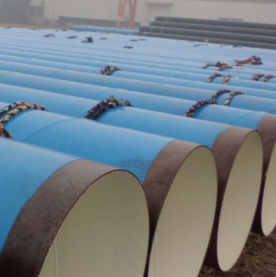 Spiral Ssaw Steel Pipe