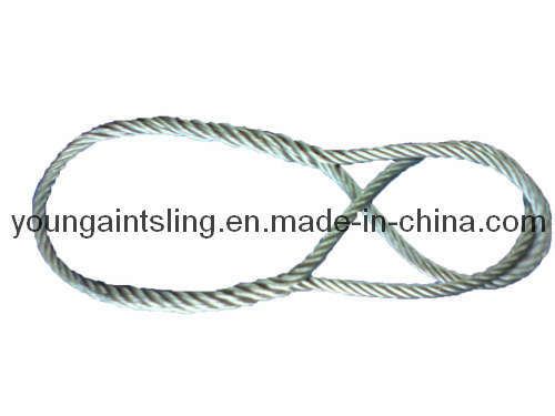 Spliced Wire Rope Sling Sln Youngaint