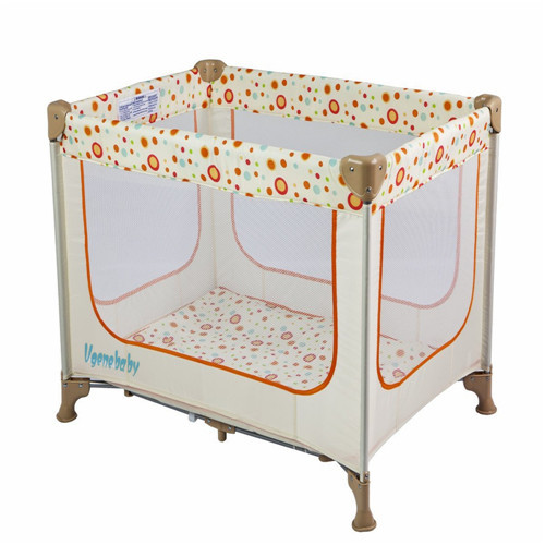 Square Playpen Folding Baby Bed European Standard Manufacturer In China