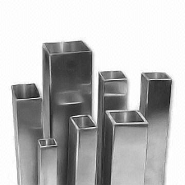 Square Stainless Steel Pipe Erw Tp304 Tp316