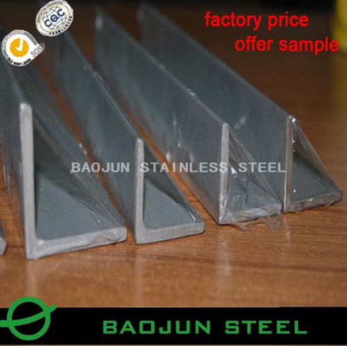 Ss303 Equal And Unequal Stainless Steel Angle